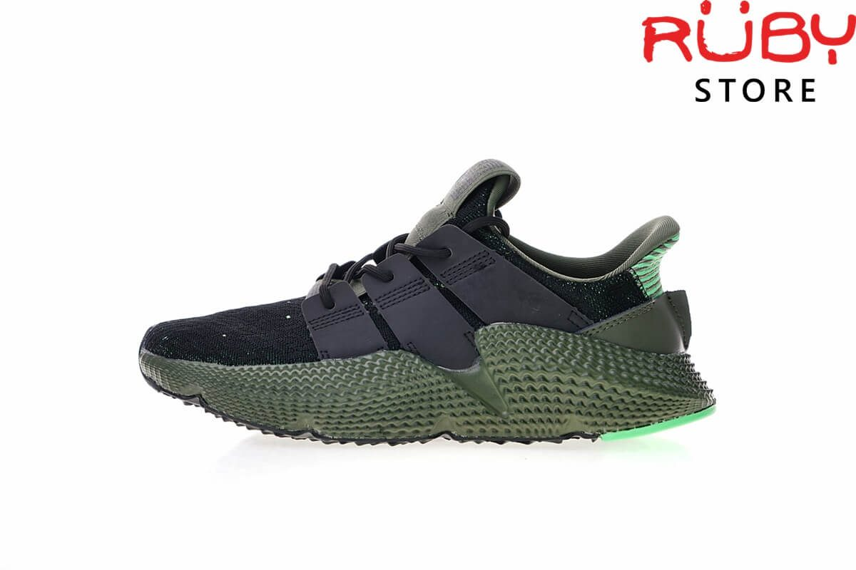 06f98753f9f Giày Adidas Prophere Đen Xanh
