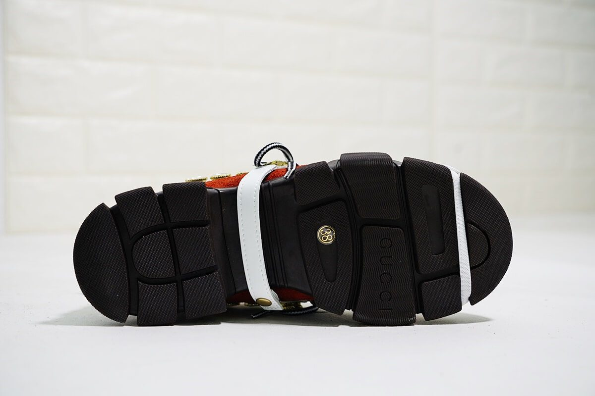 Giày Gucci Flashtrek Sneaker With Removable Crystals Replica 11 Cam (2)