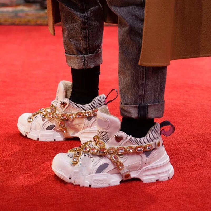 Giày Gucci Flashtrek Sneaker replica giá tốt chỉ có tại Ruby Store