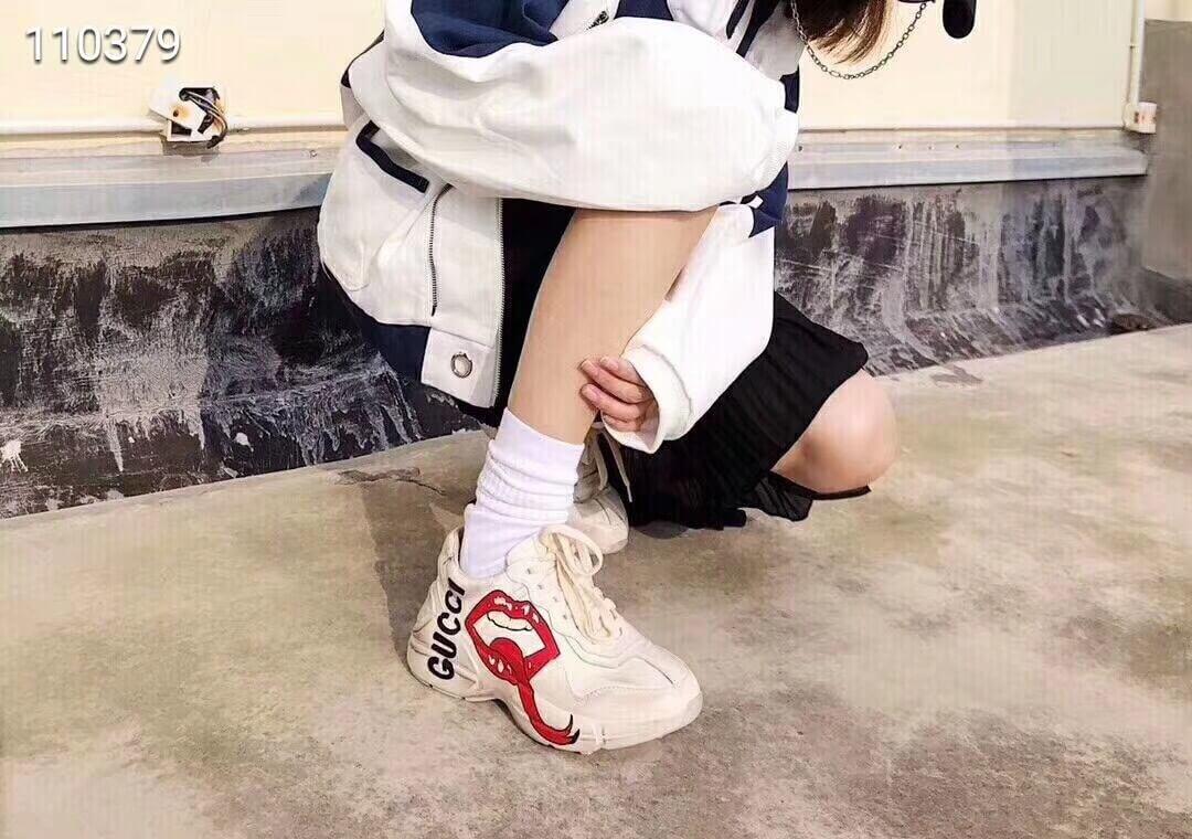 Đôi giày Gucci đẹp độc lạ thu hút nhiều Sneaker-head