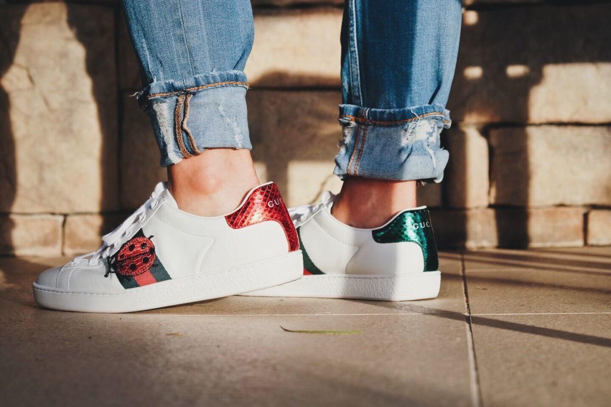 Gucci Ace Embroidered Sneaker chính hãng