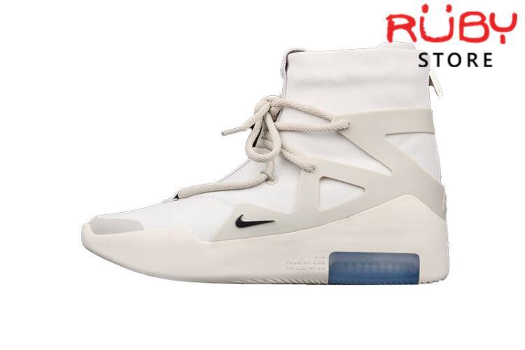 Giày Nike Air Fear Of God 1 Light Bone Replica 1:1