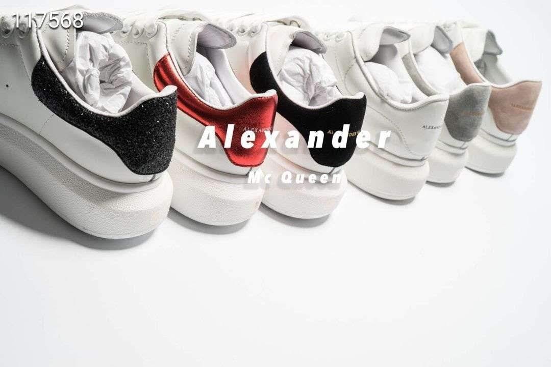 Sang chảnh cùng Alexander McQueen Sneakers