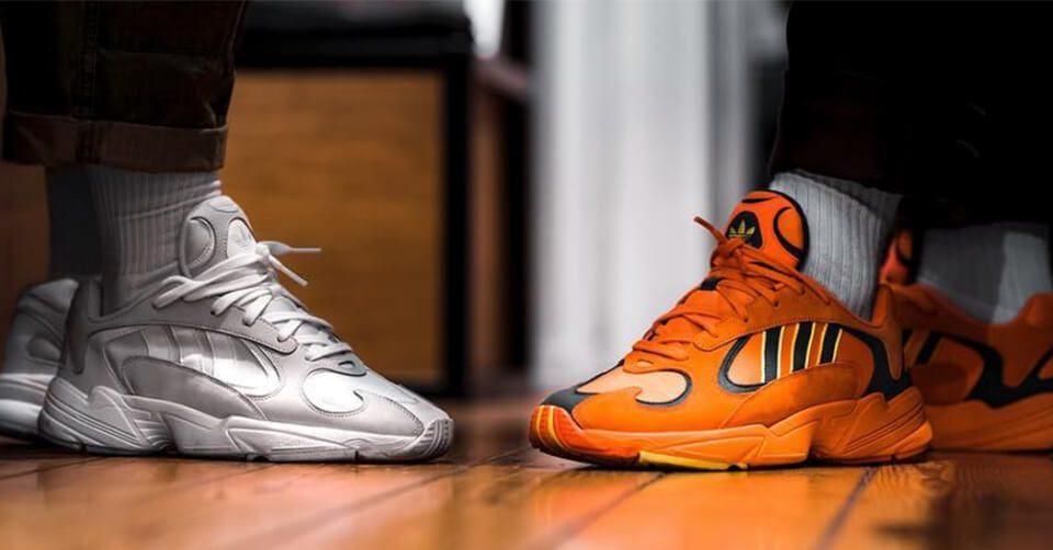 Tự tin xuống phố cùng Giày Adidas Yung-1