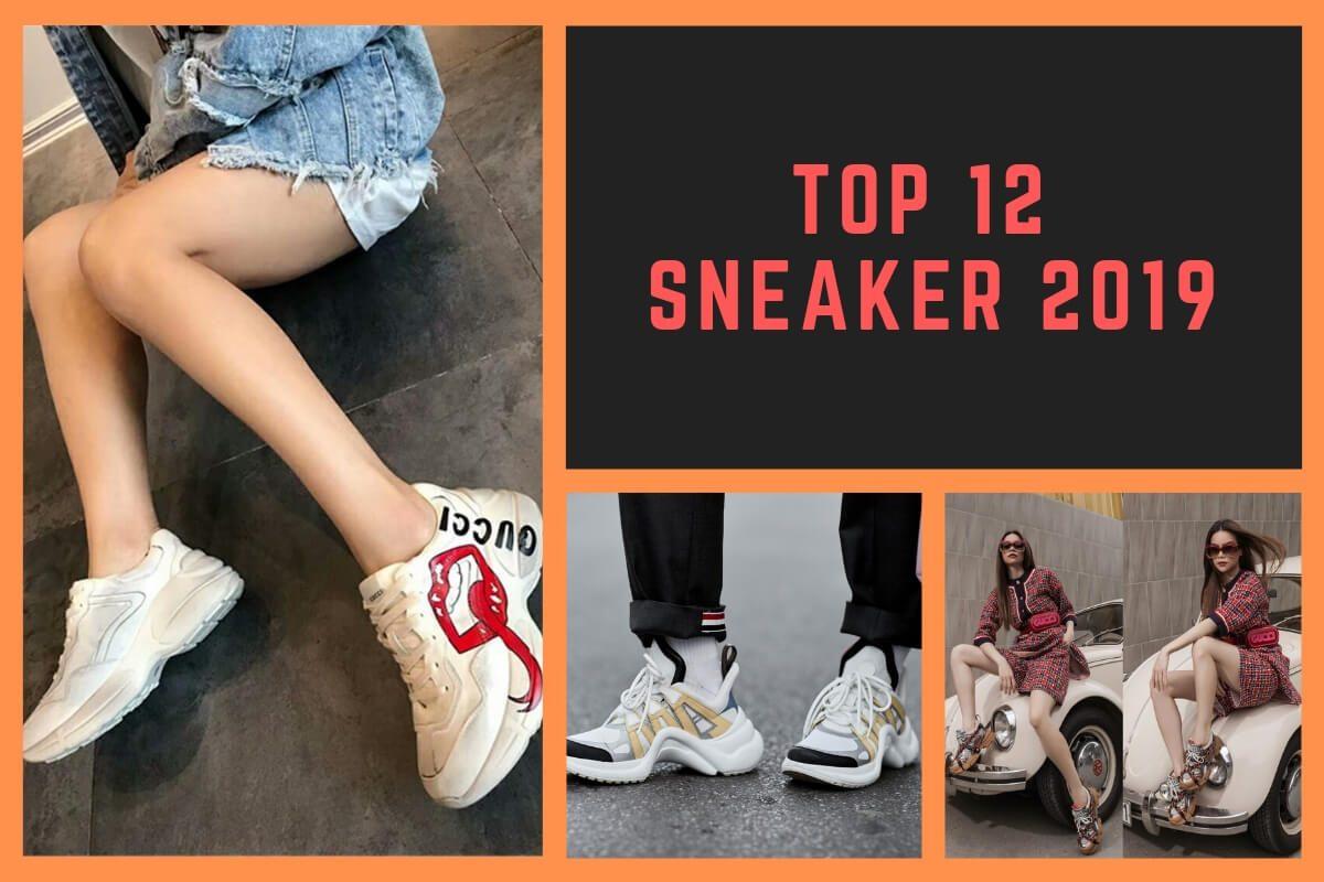 Top 12 mẫu giày thể thao hot đáng mua nhất 2020 | Ruby Store