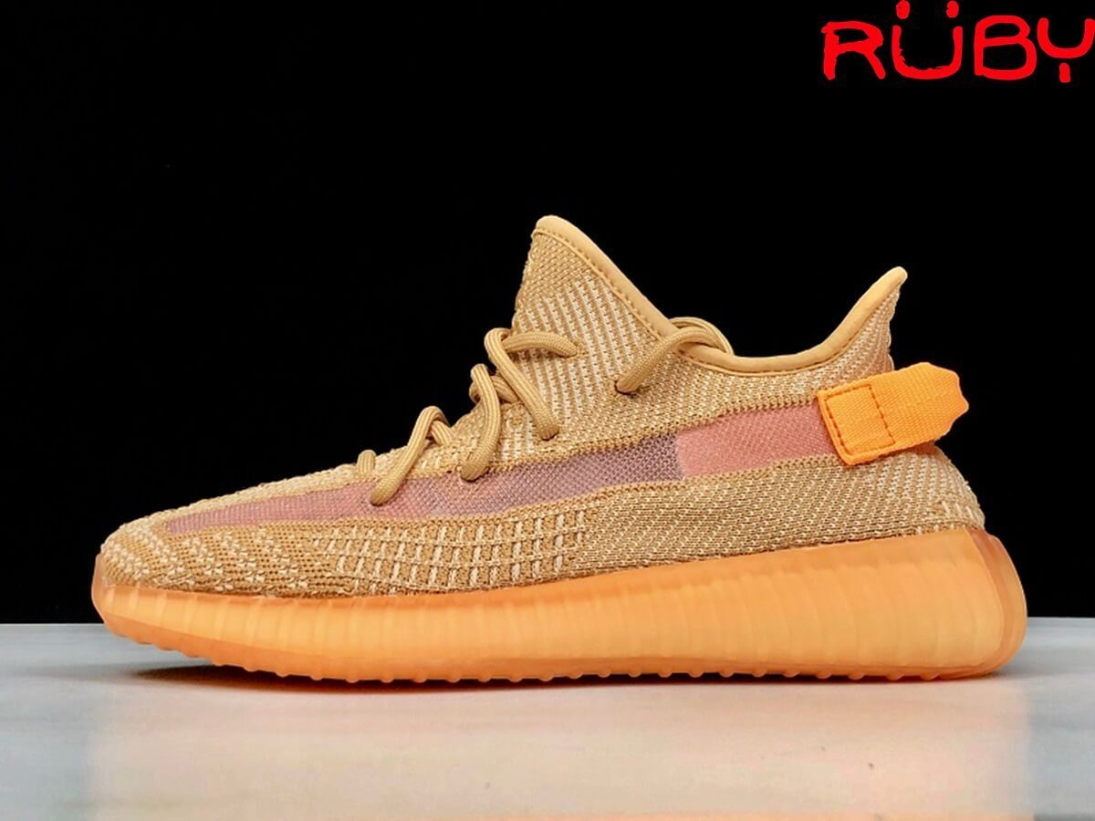 giày yeezy 350 v2 clay pk god