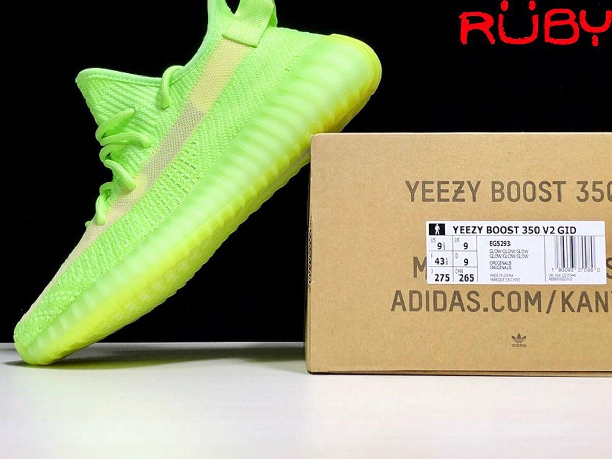 giày yeezy 350 v2 gid pk god