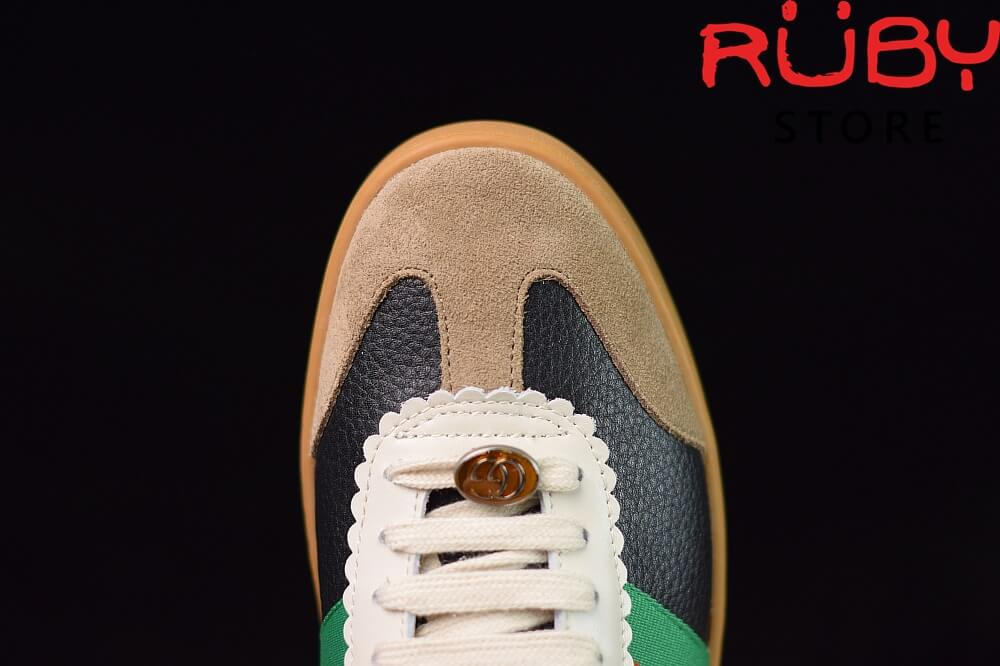 Giày-Gucci-Leather-And-Suede-Web-Sneaker-Replica-1.1-2019-ở-hcm (8)