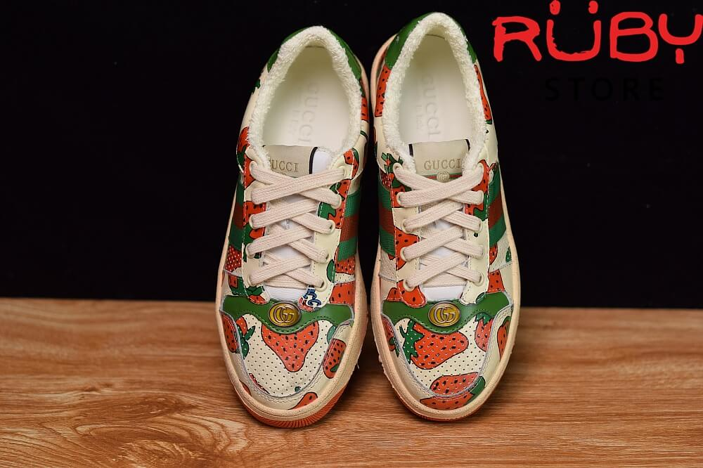 Giày-Gucci-Screener-Strawberry-Sneaker-Replica-1.1 ở hcm (5)