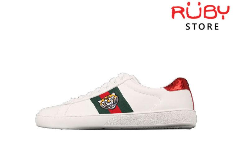 Giày Gucci Hổ Replica 1:1 Cao Cấp