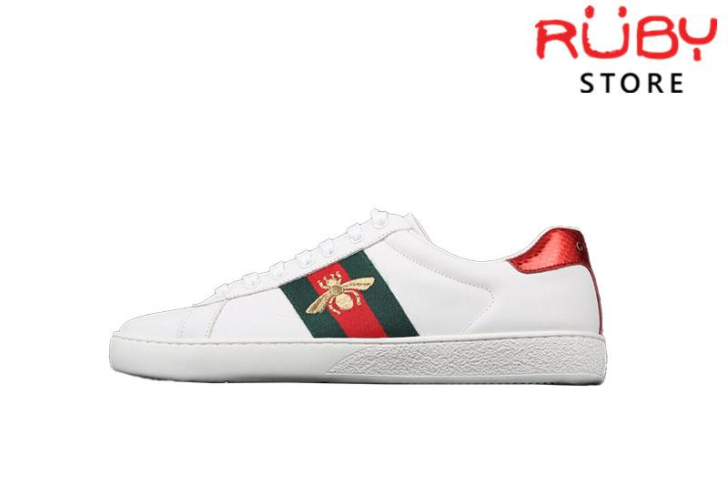 Giày Gucci Ong Replica 1:1 Cao Cấp