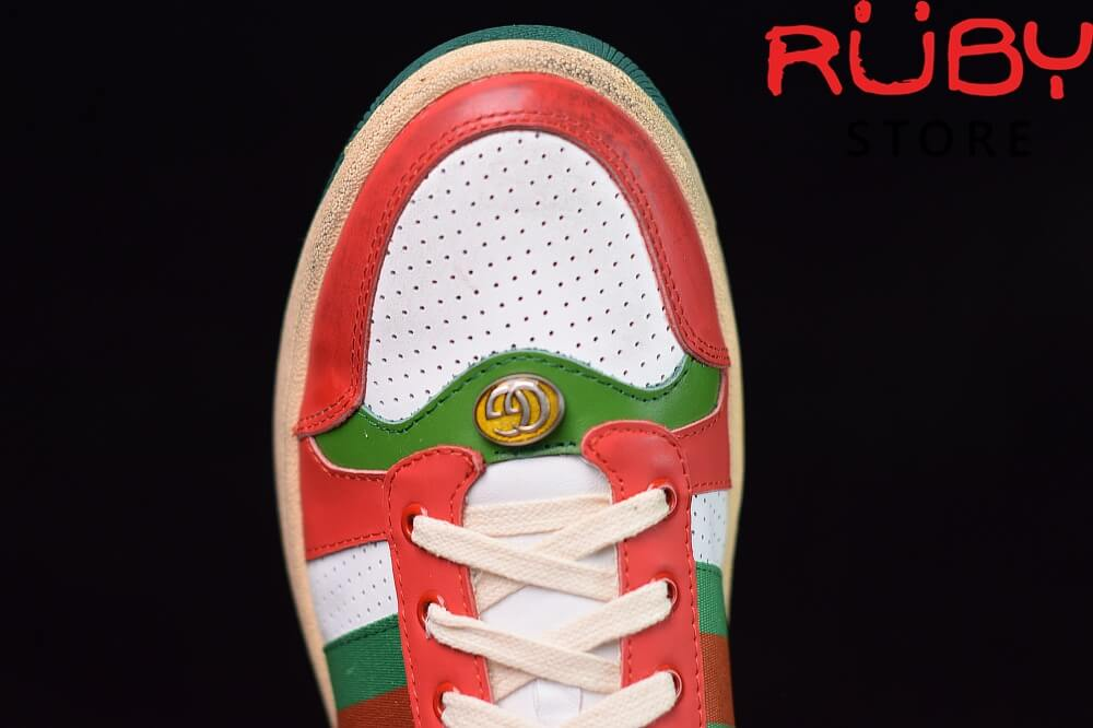 giày-gucci-Screener-Leather-Sneaker(đỏ)2019 (7)