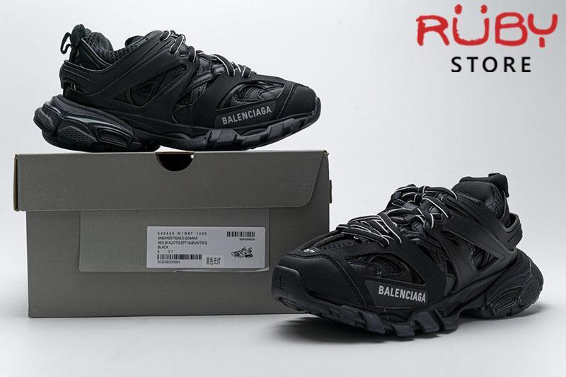 Giày Balenciaga Track Đen Full Replica 1:1 (Siêu Cấp)