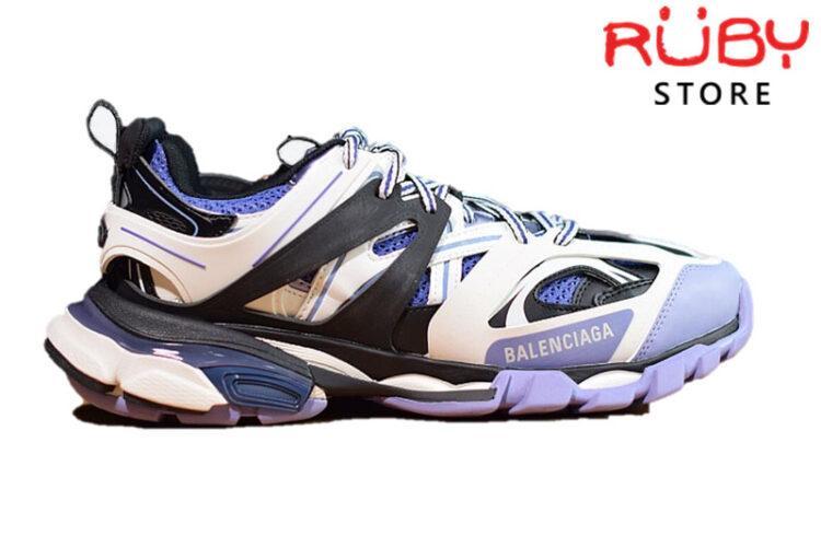 Giày Balenciaga Track 3.0 Trắng Tím Replica 1:1 (Siêu Cấp)