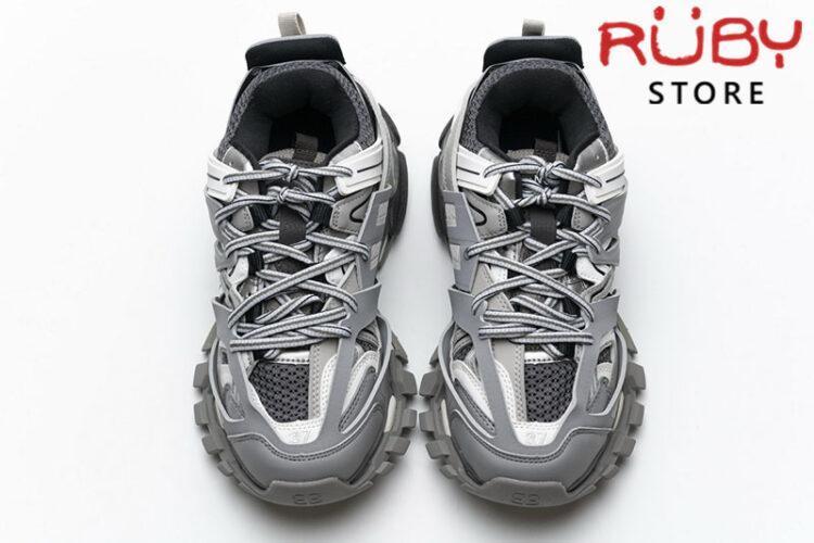 giày balenciaga track xám siêu cấp 2019