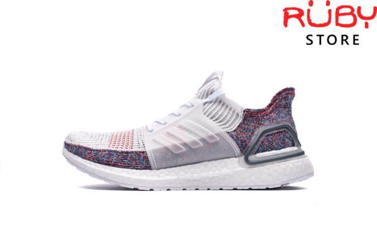 Giày Ultraboost 5.0 Replica 1:1-Trắng Tím (2019)