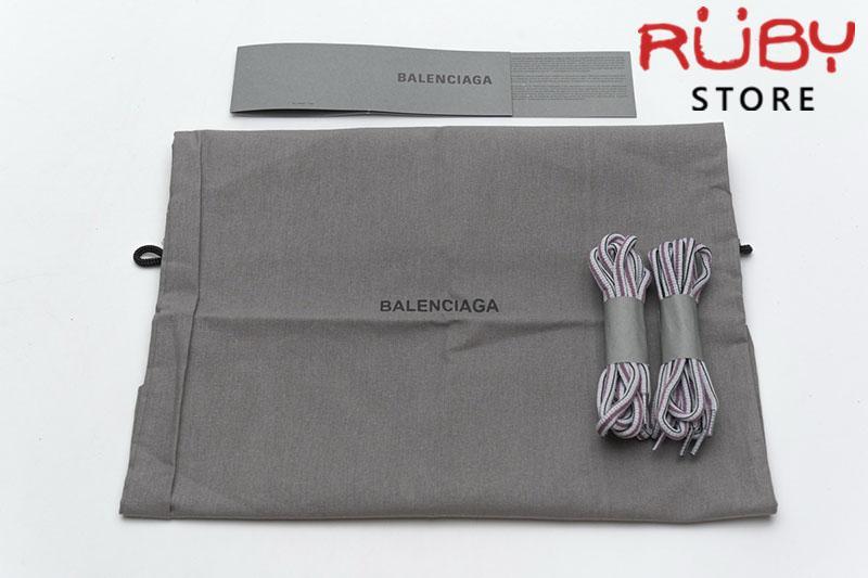 Giày Balenciaga Track 3.0 Hồng Đỏ Replica 1:1 (Siêu Cấp)