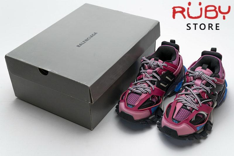 giày balenciaga track siêu cấp hồng 2019 ở hcm
