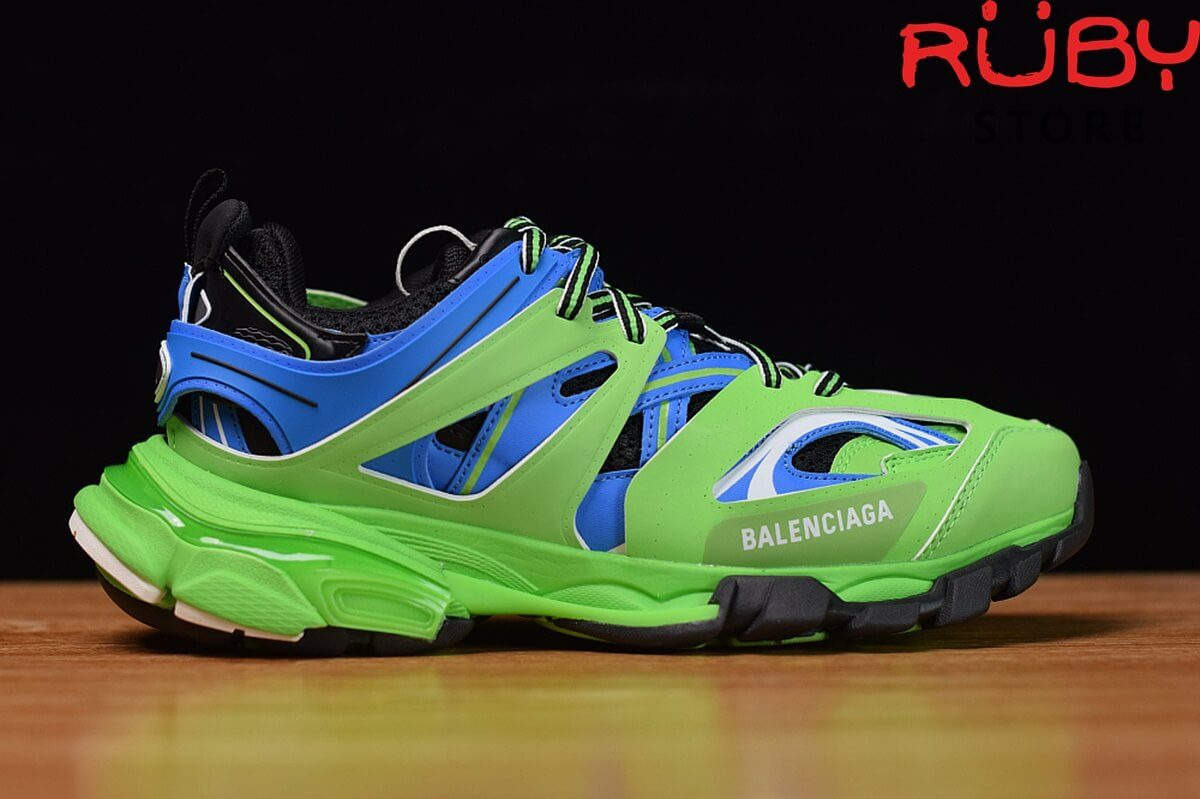 giày balenciaga track pk god xanh 2019