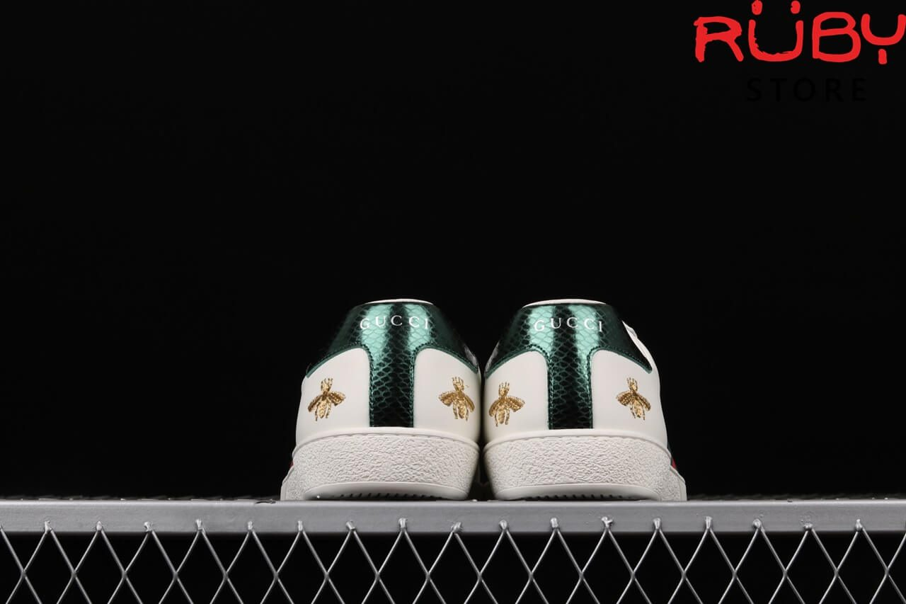 giày gucci ong sao replica 1:1 siêu cấp