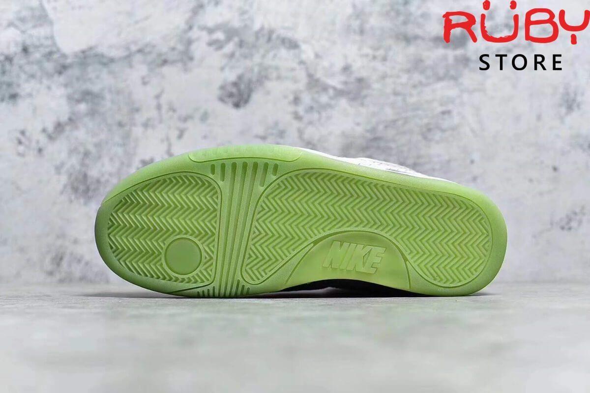 giày nike air yeezy 2 nrg platinum sample pk god