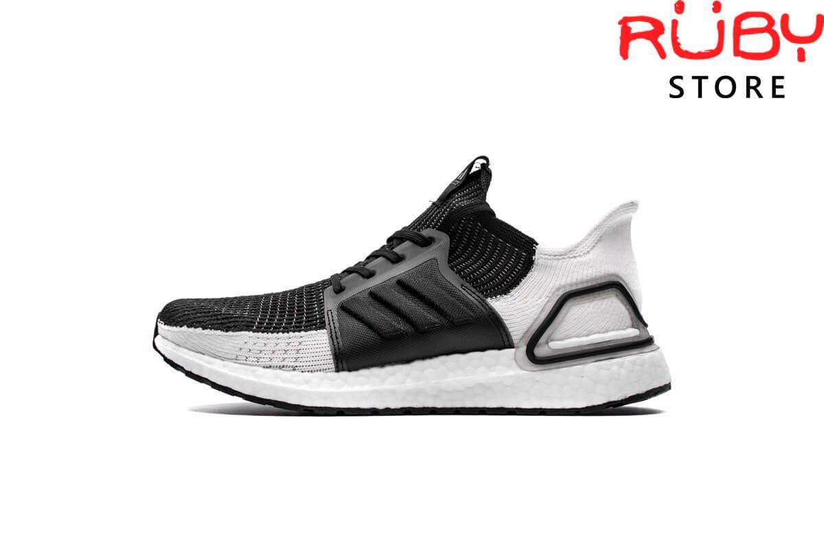 Giày Ultraboost 5.0 Replica 1:1- Đen Trắng (2019