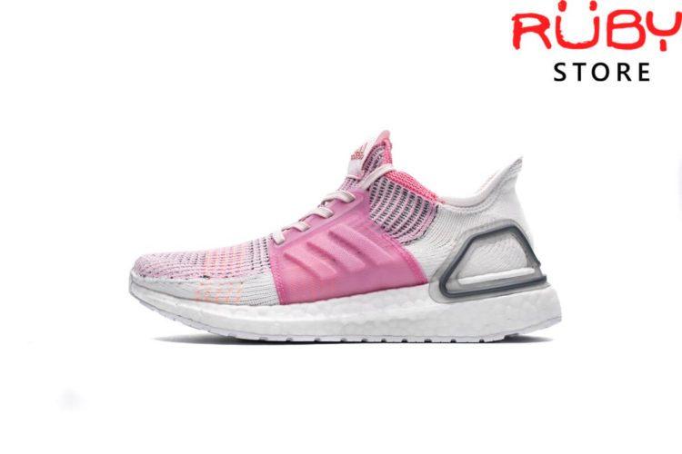 Giày Ultraboost 5.0 Replica 1:1-Trắng Hồng (2019)
