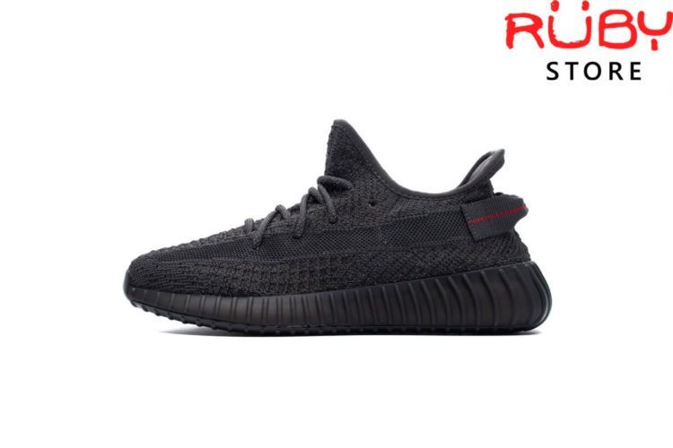 giày adidas yeezy boost 350v2 static black replica 1:1