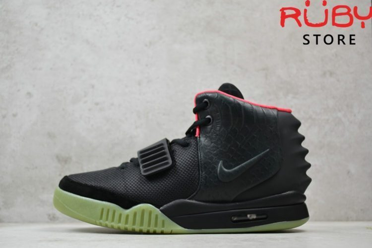 giày nike air yeezy 2 nrg pk god