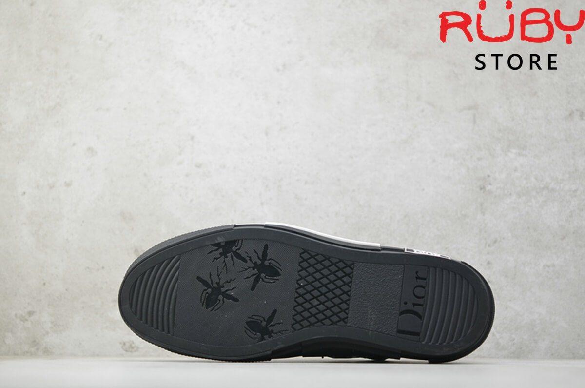 giày dior b23 low top dior oblique sneaker