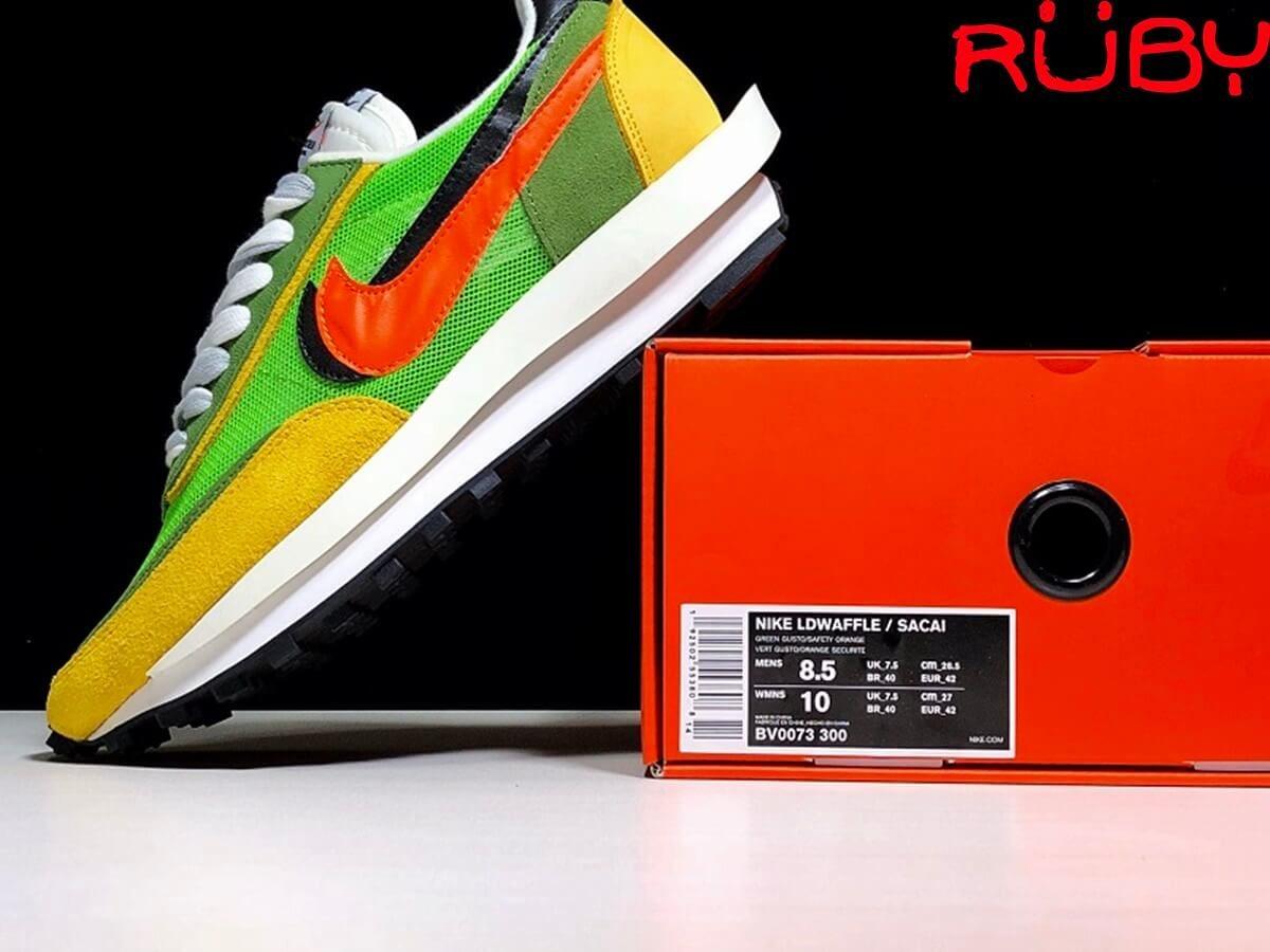Giay-Sacai-Nike-LD-Waffle-Xanh-Vang-Best