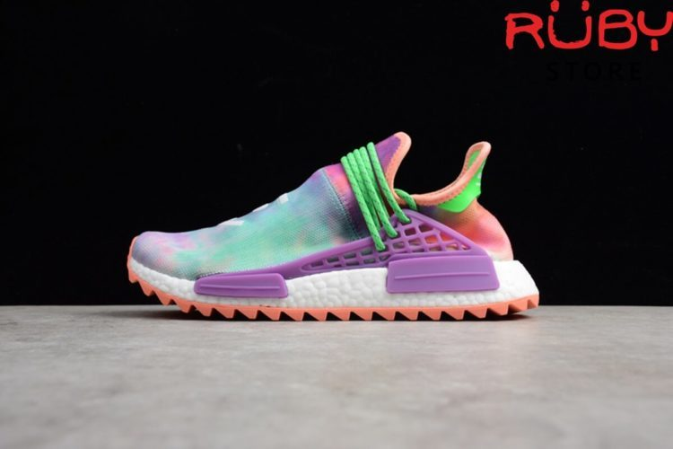 giày human race nmd pharrell holi festival replica 1:1