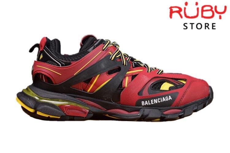Giày Balenciaga Track Đỏ Đen Replica 1:1 (Siêu Cấp)