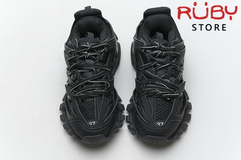 Giày Balenciaga Track Led Trainers Đen Replica 1:1 (Siêu Cấp)