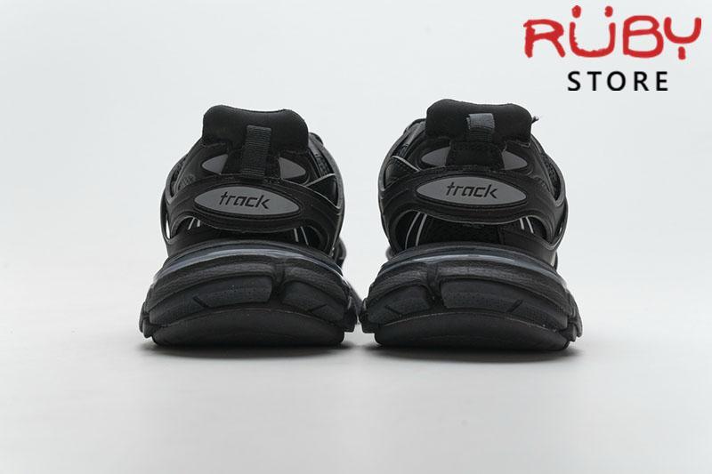 giày balenciaga track led trainers đen siêu cấp
