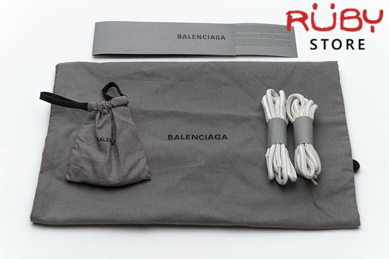 Giày Balenciaga Track Led Trainers Trắng Full Replica 1:1 (Siêu Cấp)