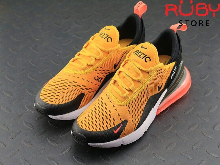 giày nike airmax 270 vàng ở hcm