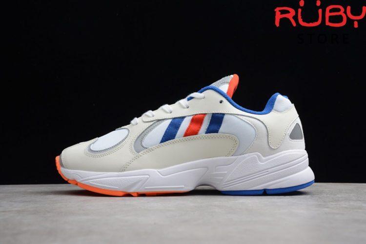 giày adidas yung 1 white blue replica 1:1