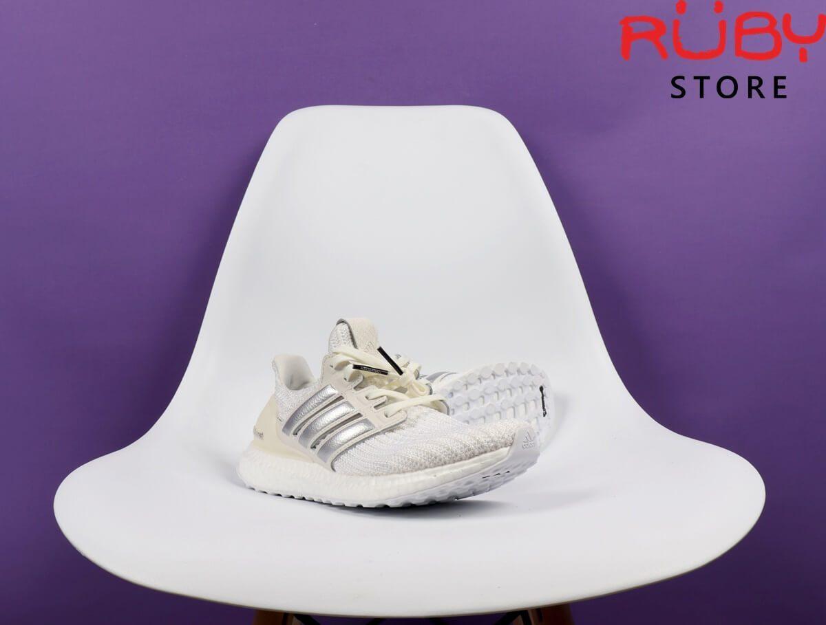 giày ultraboost 4.0 game of thrones replica 1:1 trắng vàng