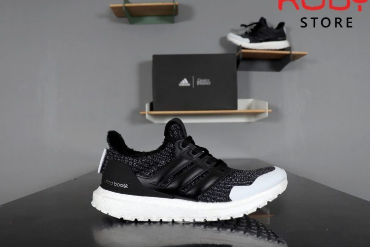 giày ultraboost 4.0 game of thrones đen replica 1:1