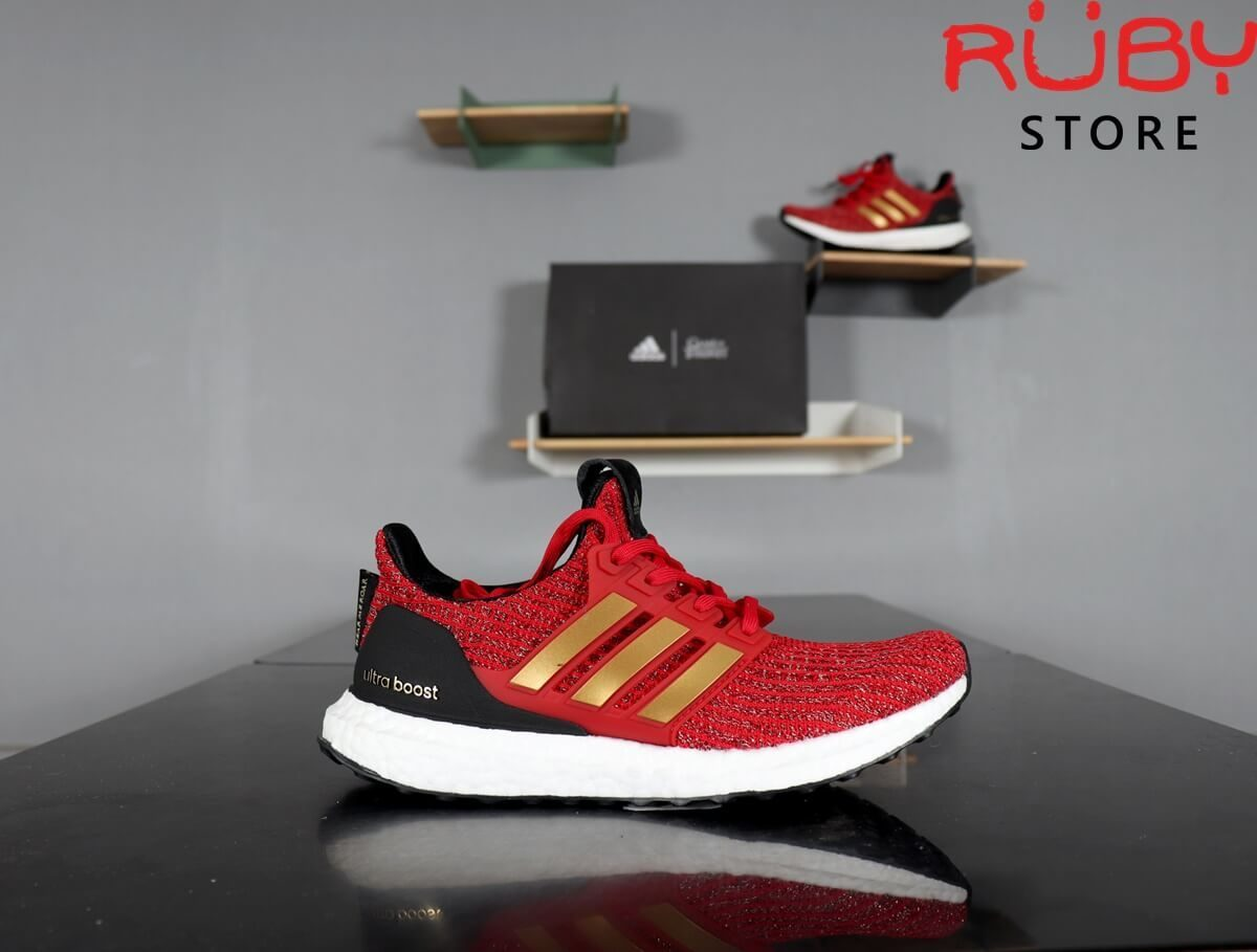 giày ultraboost 4.0 game of thrones đỏ replica 1:1