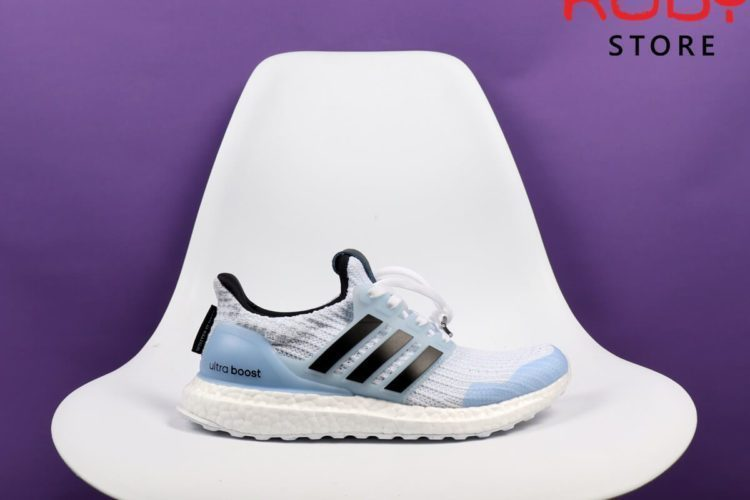 giày ultraboost 4.0 game of thrones trắng xanh replica 1:1