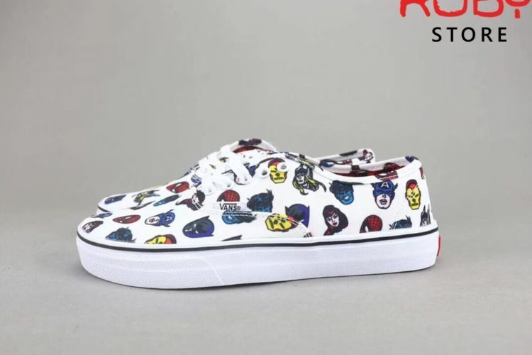 giày vans marvel replica 1:1
