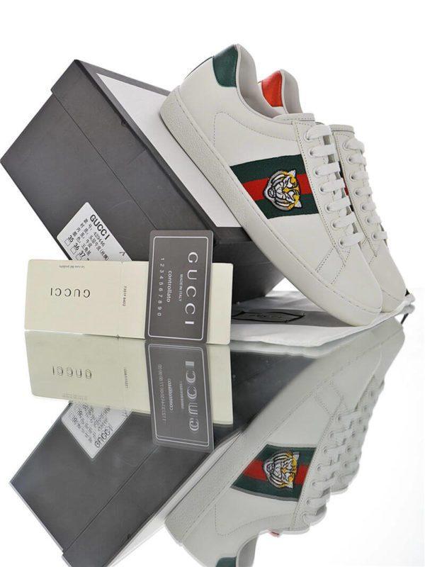 Giày Gucci hổ - Gucci Tiger đầy táo bạo