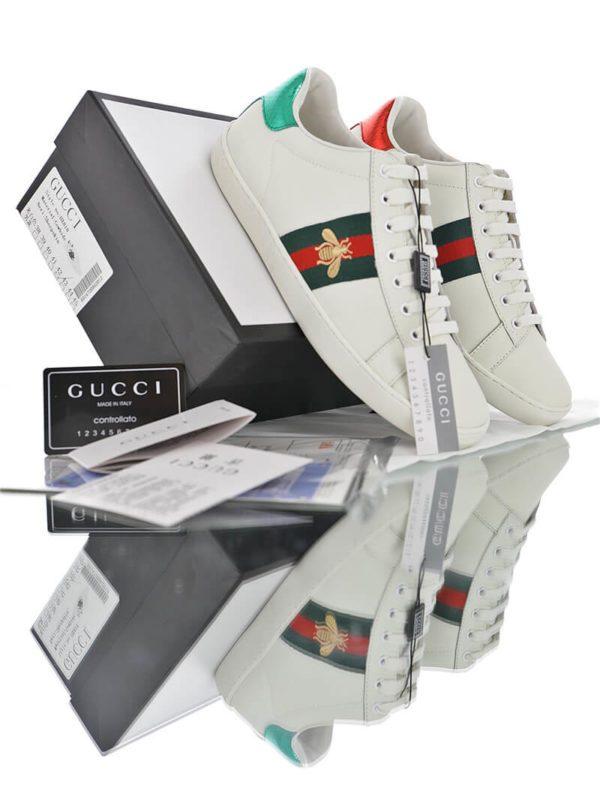 Giày gucci ong - Đôi giày mang thiết kế độc đáo