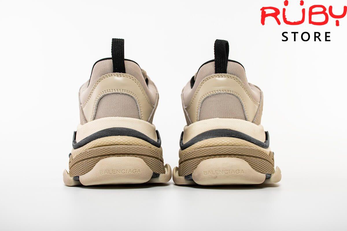 giày balenciaga triple s vanille replica 1:1