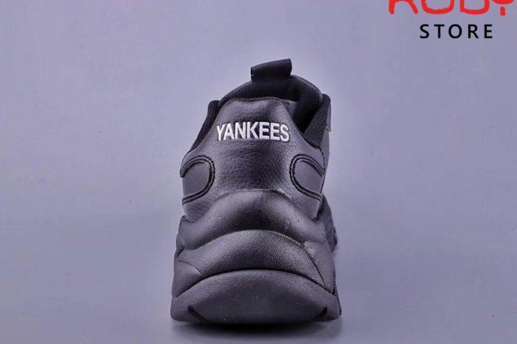 giày mlb new york yankees big ball chunky a black
