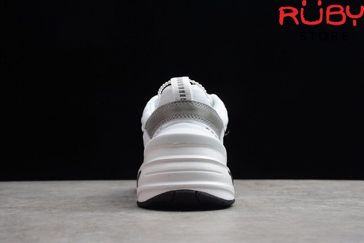 giày nike m2k tekno trắng đen replica 1:1
