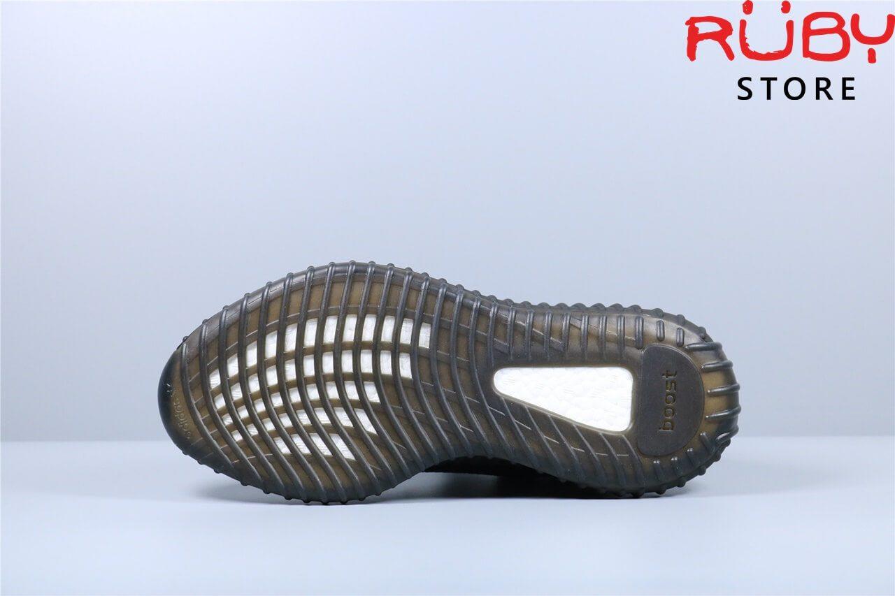 giày yeezy 350v2 core black copper replica 1:1