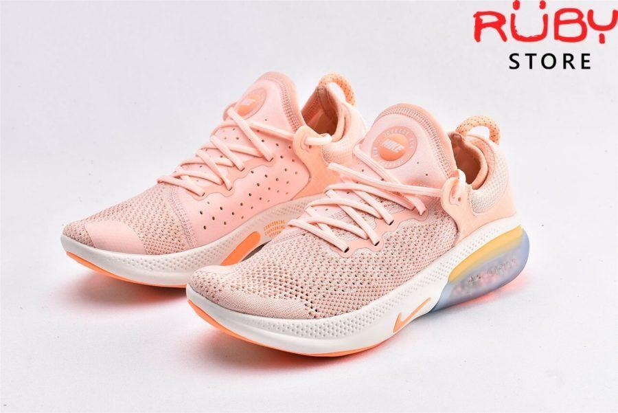 giày nike joyride run flyknit pink replica 1:1 ở hcm
